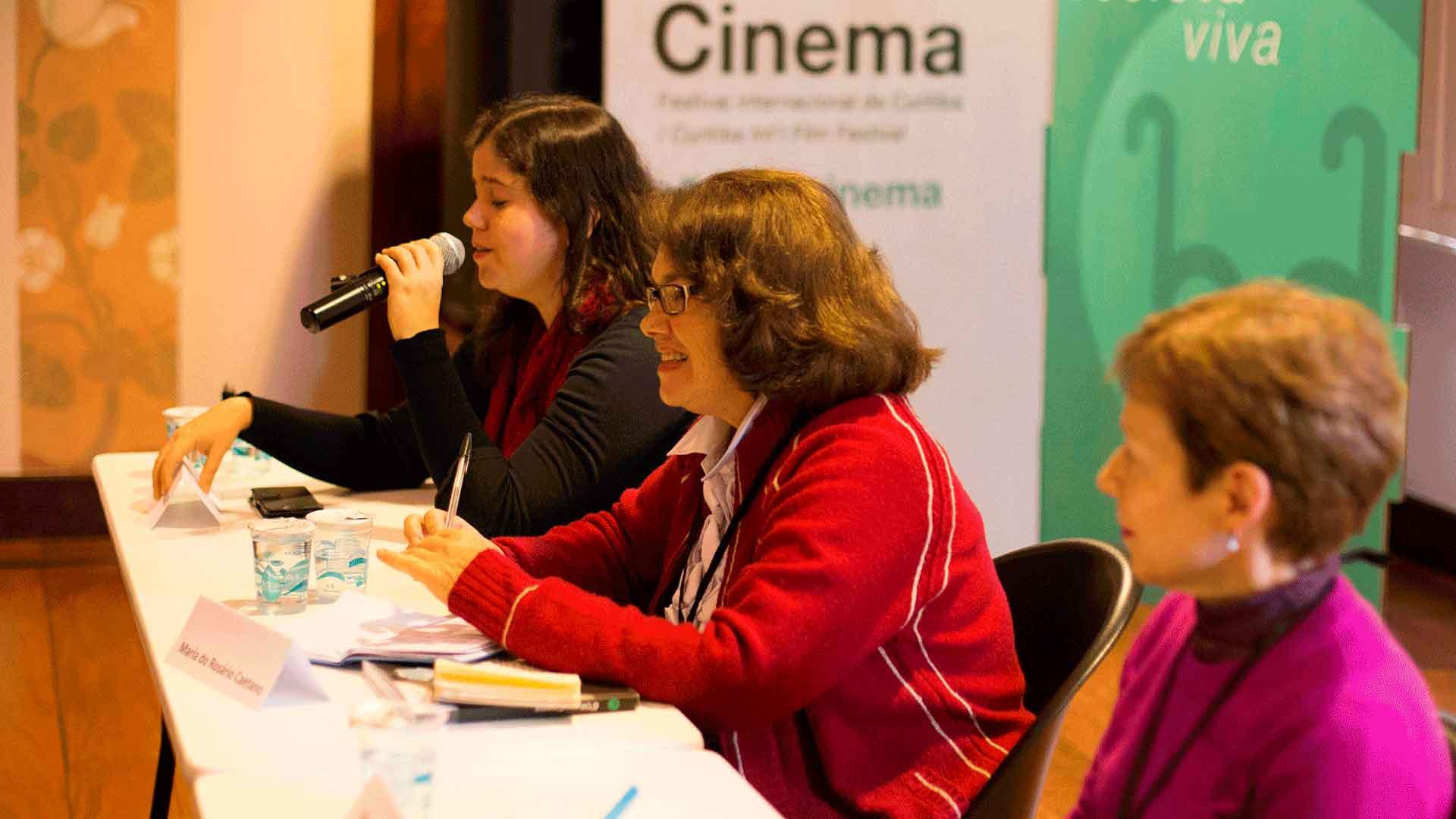 Podcasts do Seminário de Cinema de Curitiba 2017